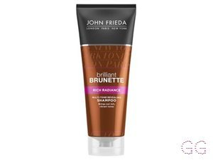 John Frieda Brilliant Brunette Rich Radiance Shampoo