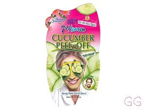 Montagne Jeunesse Cucumber Anti Stress Peel Off Masque