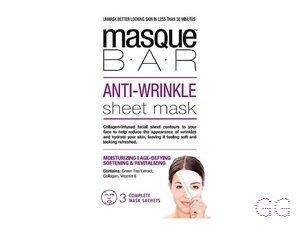 MasqueBAR Anti Wrinkle Sheet Mask