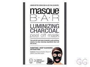 MasqueBAR Luminizing Charcoal Peel Off Mask