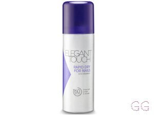 Elegant Touch Rapid Dry Nail Polish Spray