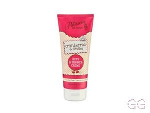 Patisserie de Bain Cranbeery and Cream Bath and shower crème