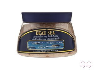 Aromatherapy Bath Salts with Frankincense