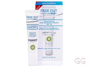 Fade Out Extra Care Brightening Eye Defence Cream