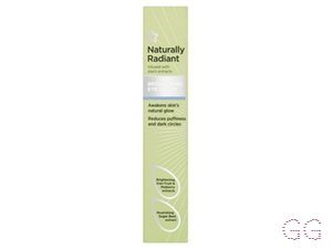 Naturally Radiant Brightening Eye cream