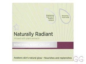 Naturally Radiant Renewing Night Cream