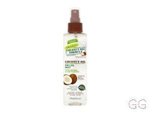 Coconut Oil Weightless Shine Dry Oil Mist