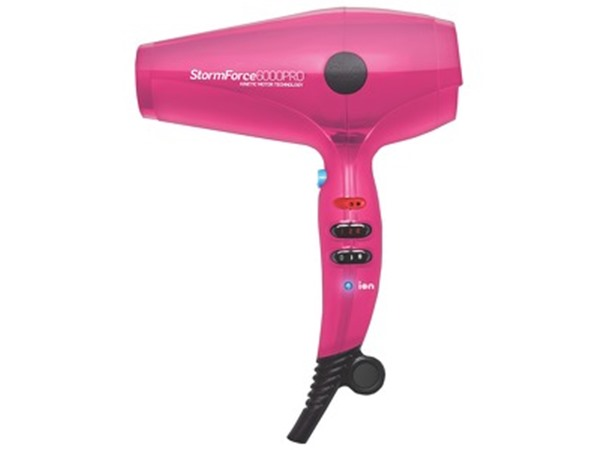 Diva Professional Styling StormForce6000Pro Hair Dryer  (Compact Dryer)