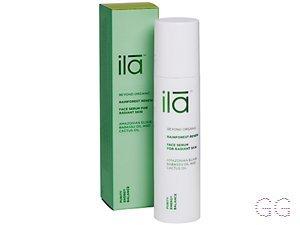 Ila Spa Rainforest Renew Face Serum for Radiant Skin