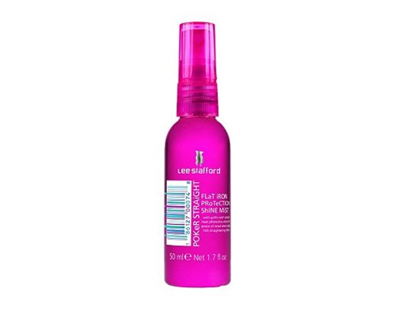 Lee Stafford Poker Straight Flat Iron Protection Shine Mist