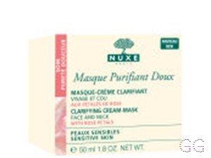 Nuxe Masque Purifiant Doux - Clarifying Cream-Mask