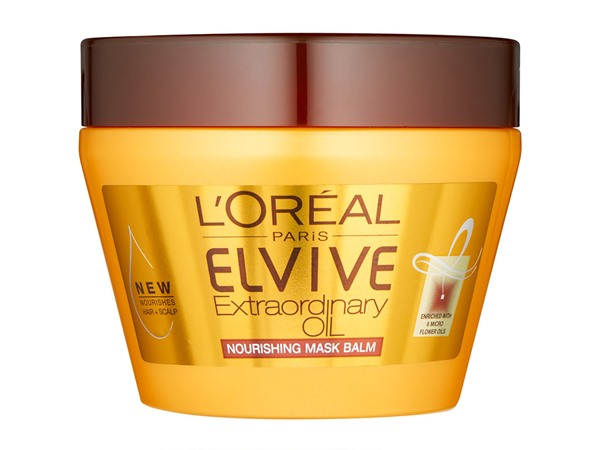 Elvive Extraordinary Oil masque Pot