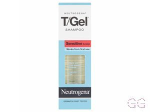T Gel Sensitive Shampoo for Dry Scalp