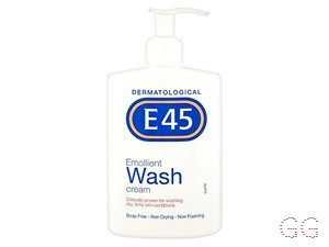 E45 Dermatological Emollient Wash Cream