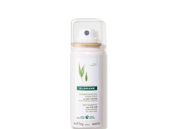 Klorane Gentle Dry Shampoo With Oatmilk