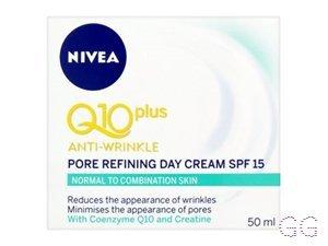 Nivea Visage Q10 Plus Anti-Wrinkle Pore Refining Day Cream