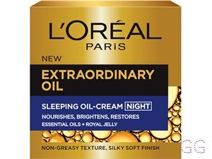 Extraordinary Oil Sleeping Oil Night Cream