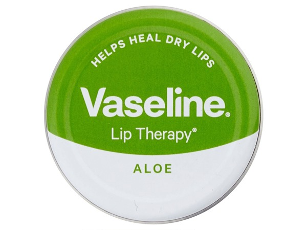 Lip Therapy with Aloe Vera