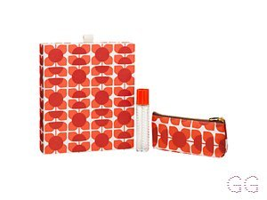 Orla Kiely Geranium Purse Spray Gift Set