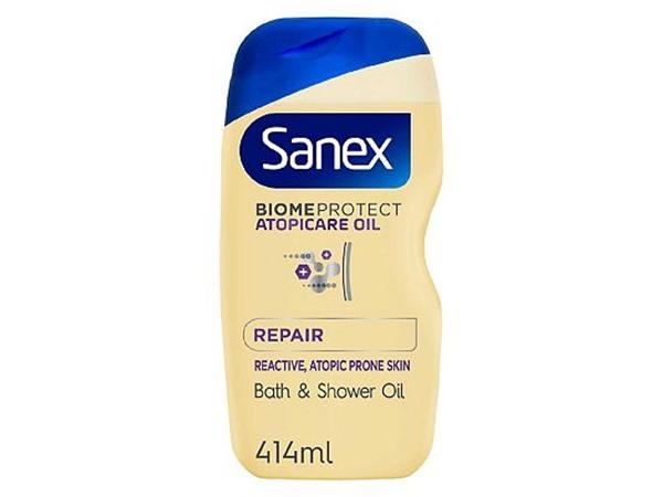 Sanex Advanced AtopiCare Bath & Shower Oil