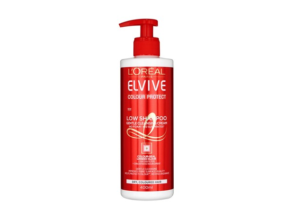 Paris Elvive Colour Protect Low Shampoo