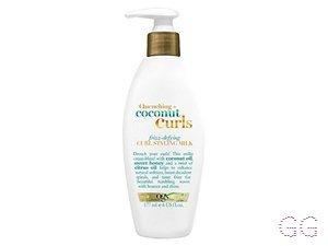 OGX Quenching + Coconut Curls Frizz Defying Curl Styling Milk