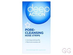 Superdrug Pore Cleansing Nose Strips x 4