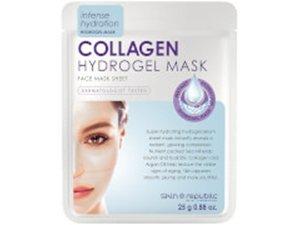 Skin Republic Hyaluronic Acid + Collagen Face Sheet Mask