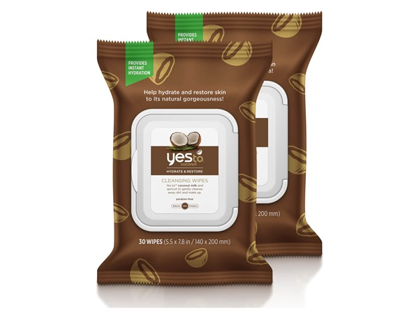Coconut Cleansing Wipes (Pack of 30)