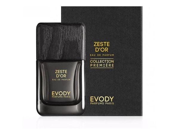 Evody Zeste D`Or Eau De Parfum