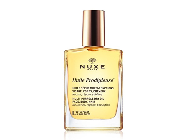Huile Prodigieuse   - Multi-purpose dry oil for face body and hair
