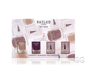 Nailed London with Rosie Fortescue Perfect Classics Collection 4 x