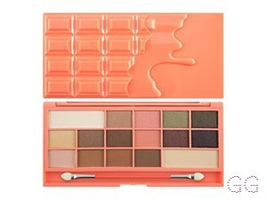 I Heart Revolution I Heart Eyeshadow Palette Chocolate and Peaches