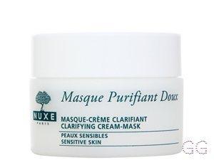 Nuxe Sensitive Skin Clarifying Cream Mask With Rose Petals