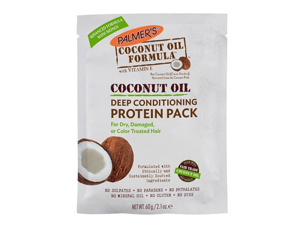 Coconut  Oil Formula Protein Pack