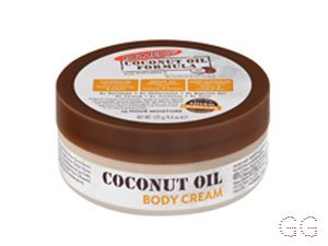 Coconut Oil Formula Body Cream