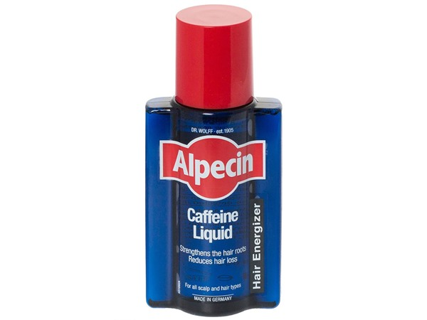 Caffeine Liquid After Shampoo Hair Energizer