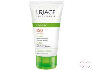 Uriage Hyséac High Protection Emulsion for Combination to Oily Skin SPF30