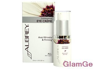Aubrey Organics Lumessence Rejuvenating Eye Crème with Liposomes