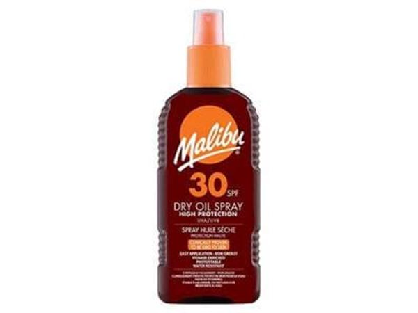 Malibu Dry Oil Spray