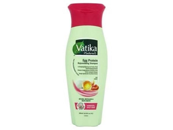 Dabur Vatika Vatika Naturals Egg Protein Shampoo Split Hair