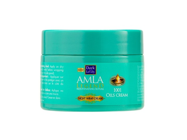 Dark and Lovely AMLA 1001 Oils Night Cream
