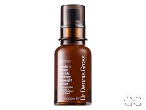 Ferulic and Retinol Wrinkle Recovery Overnight Serum