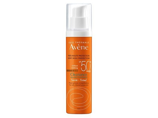 Cleanance Sunscreen Spf50+