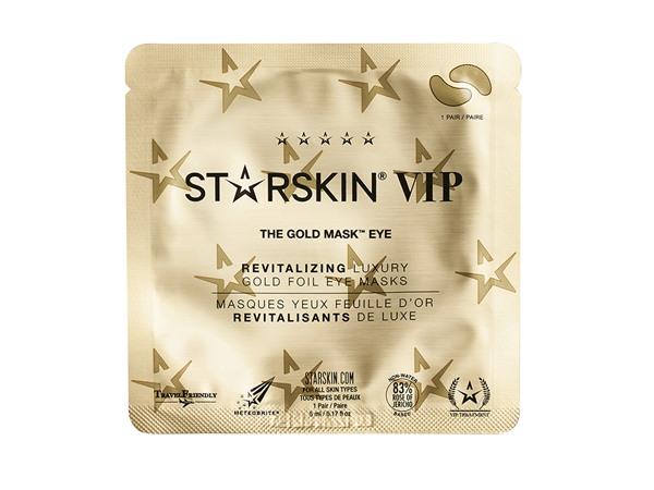 STARSKIN The Gold Mask VIP Luxury Sheet Face Mask