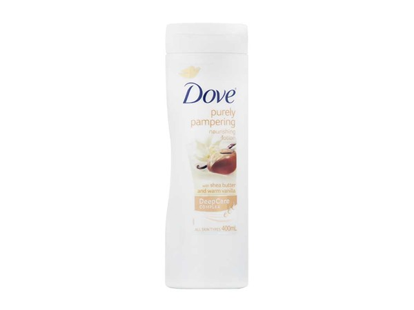 Dove Purely Pampering Nourishing Lotion