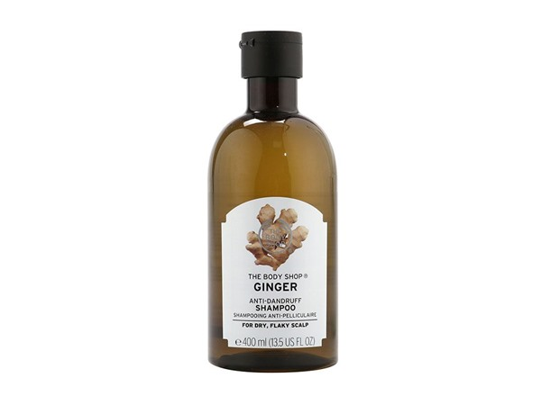 The Body Shop Ginger Anti Dandruff Scalp Care