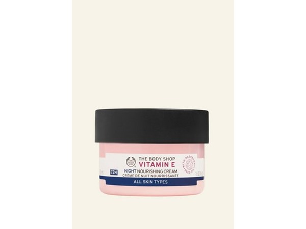 The Body Shop Vitamin E Nourishing Night Cream