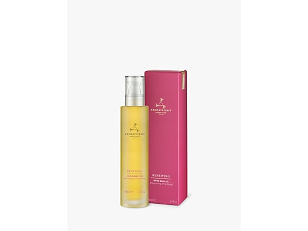 Renew Rose Nourishing Body Oil