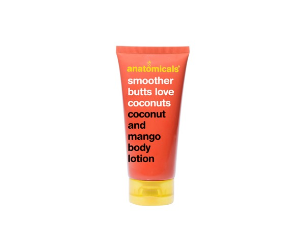 Anatomicals Smoother Butts Love Coconut- Body Lotion